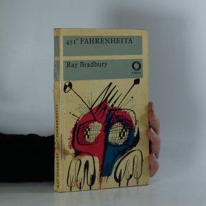 náhled knihy - 451 stupňů Fahrenheita (kniha je cítit kouřem)