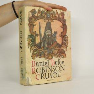 náhled knihy - Robinson Crusoe (kniha je cítit kouřem)