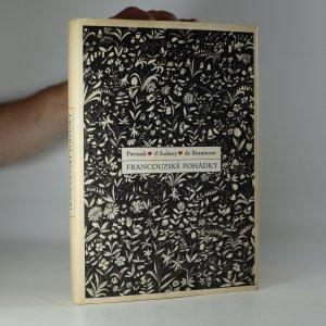 náhled knihy - Francouzské pohádky (kniha je cítit kouřem)