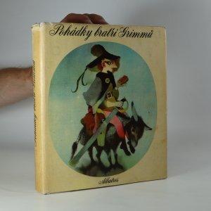 náhled knihy - Pohádky bratří Grimmů (kniha je cítit kouřem)