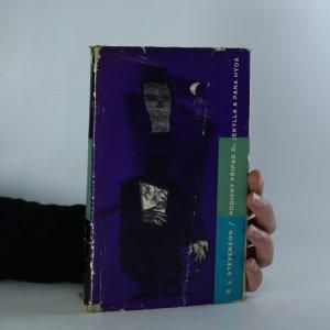 náhled knihy - Podivný případ doktora Jekylla a pana Hyda (kniha je cítit kouřem)