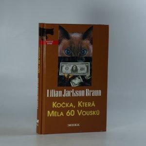 náhled knihy - Kočka, která měla 60 vousků