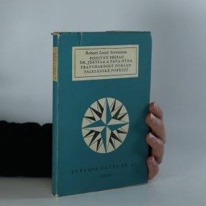 náhled knihy - Podivný případ Dr. Jekylla a pana Hyda, Franchardský poklad, Falesánské pobřeží (kniha je cítit kouřem)