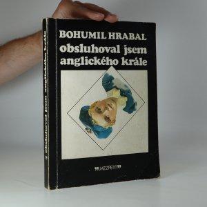 náhled knihy - Obsluhoval jsem anglického krále