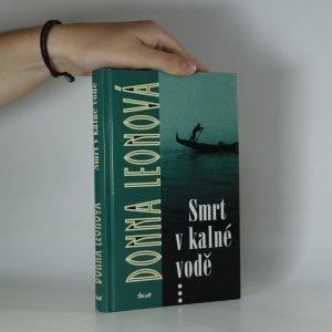 náhled knihy - Smrt v kalné vodě (kniha je cítit kouřem)