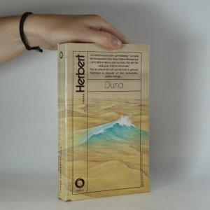 náhled knihy - Duna (kniha je cítit kouřem)