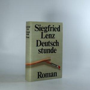 náhled knihy - Deutschstunde Roman