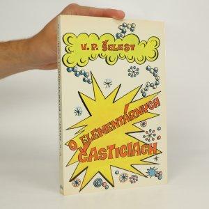 náhled knihy - O elementárnych časticiach