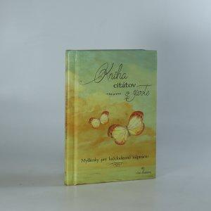 náhled knihy - Kniha citátov v živote