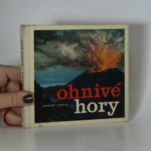náhled knihy - Ohnivé hory