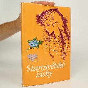 náhled knihy - Starosvětské lásky