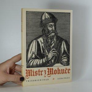 náhled knihy - Mistr z Mohuče