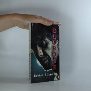 náhled knihy - Souboje Borise Rösnera