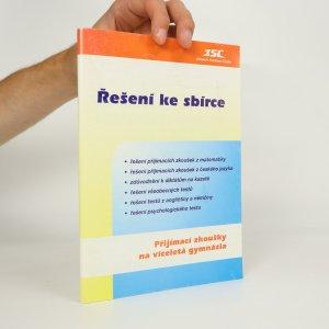 náhled knihy - Řešení ke sbírce
