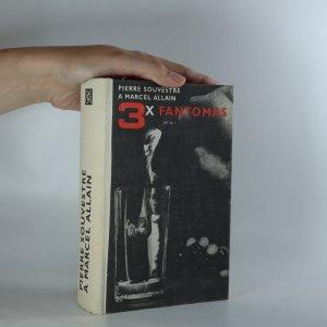 náhled knihy - 3x Fantomas