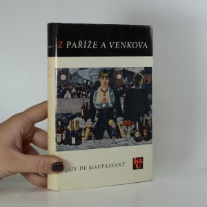 náhled knihy - Z Paříže a venkova