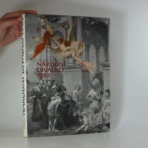 náhled knihy - Národní divadlo 1983