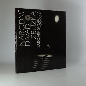 náhled knihy - Národní divadlo zblízka