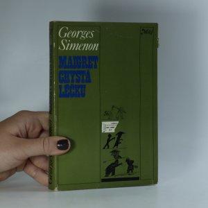 náhled knihy - Maigret chystá léčku, Maigret zuří