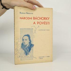 náhled knihy - Národní báchorky a pověsti I.