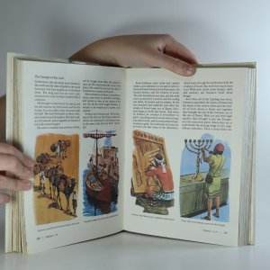 antikvární kniha The illustrated children's Bible, 1988
