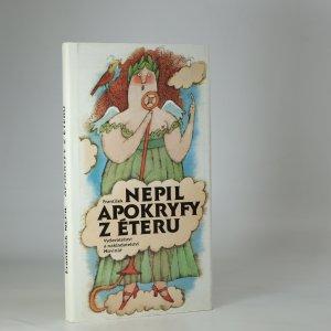 náhled knihy - Apokryfy z éteru