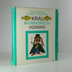 náhled knihy - Král moravských vodníků