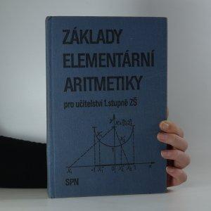náhled knihy - Základy elementární aritmetiky pro učitelství 1. stupně ZŠ