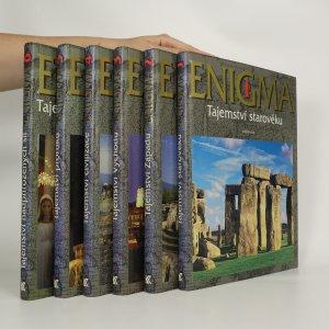 náhled knihy - Enigma. 1. - 6. díl. (komplet. Knihy jsou cítit kouřem)