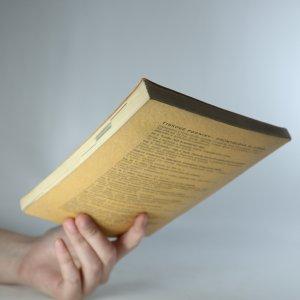antikvární kniha Předpisy pro podnikové početnictví v průmyslu, 1949