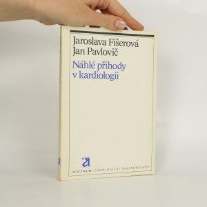 náhled knihy - Náhlé příhody v kardiologii (kniha je cítit kouřem)