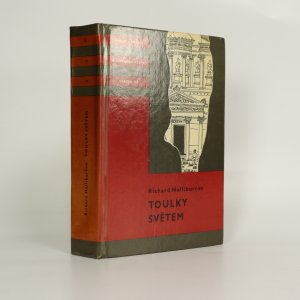 náhled knihy - Toulky světem (kniha je cítit kouřem)