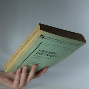 antikvární kniha Finanční účetnictví průmyslových podniků, 1949