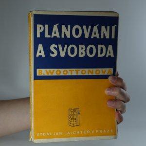 náhled knihy - Plánování a svoboda