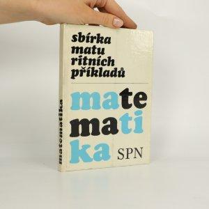 náhled knihy - Sbírka maturitních příkladů z matematiky