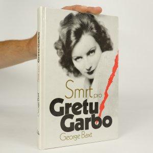 náhled knihy - Smrt pro Gretu Garbo