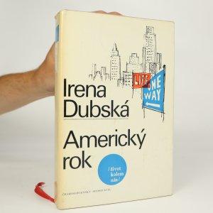 náhled knihy - Americký rok