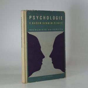 náhled knihy - Psychologie v našem denním životě