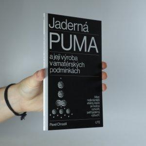 náhled knihy - Jaderná puma a její výroba v amatérských podmínkách