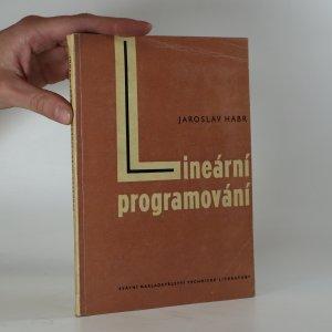 náhled knihy - Lineární programování