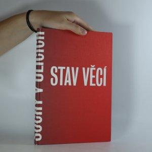 náhled knihy - Stav věcí. Sochy v ulicích. Brno Art Open 2011