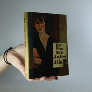 náhled knihy - Jules a Jim