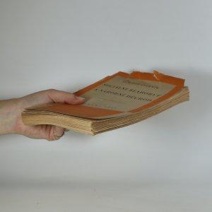 antikvární kniha Sociální blahobyt a národní důchod, 1946