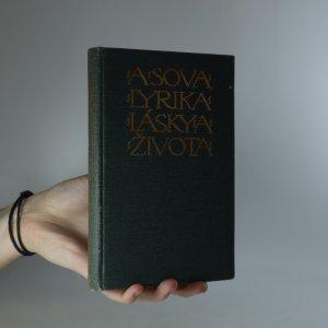 náhled knihy - Lyrika lásky a života