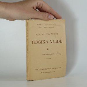 náhled knihy - Logika a lidé