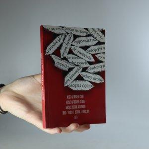 náhled knihy - Měsíc autorského čtení 2011