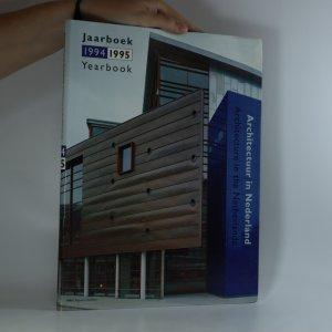 náhled knihy - Architectuur in Nederland. Jaarboek 1994-1995