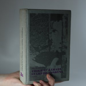 náhled knihy - 3x záhady starého Londýna