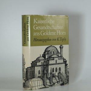 náhled knihy - Kaiserliche Gesandtschaften ans Goldene Horn