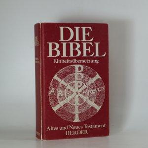 náhled knihy - Die Bibel Einheitsübersetzung